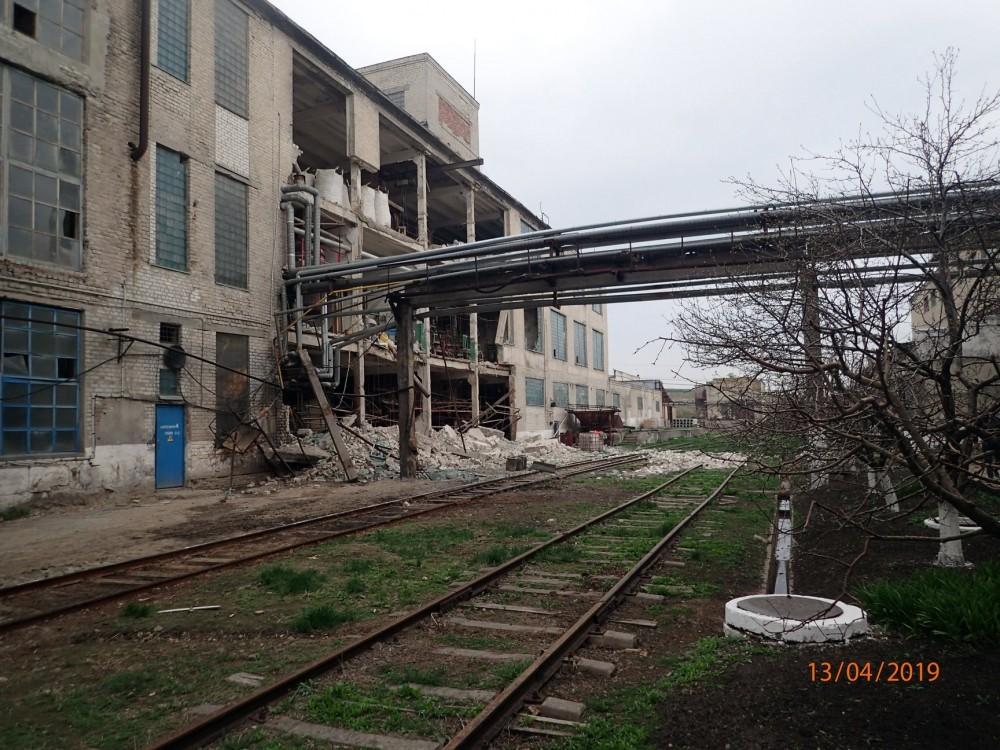 взрыв на желатиновом заводе Лисичанск Украина